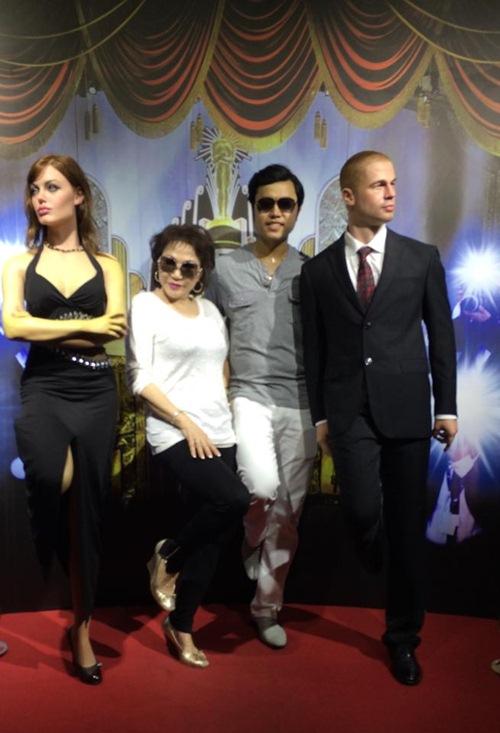 Vũ Hoàng Việt và người tình ngày càng bền chặt - 5