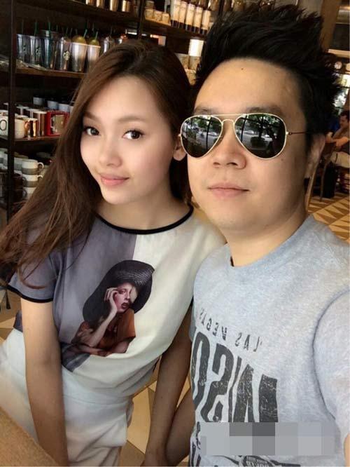 Lộ diện bạn gái 9X của ca sỹ Lê Hiếu - 1