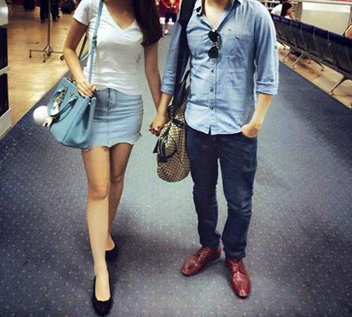 Lộ diện bạn gái 9X của ca sỹ Lê Hiếu - 2