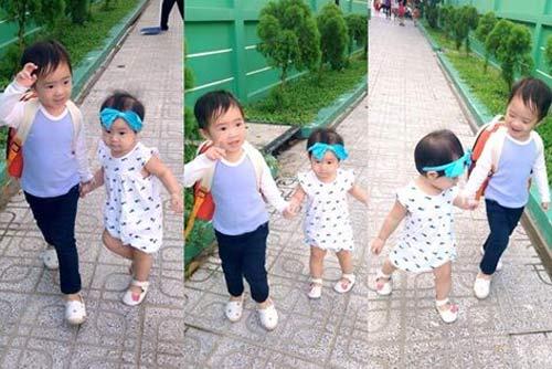 Chị em Phương Linh đẹp tựa Thúy Kiều - Thúy Vân-15
