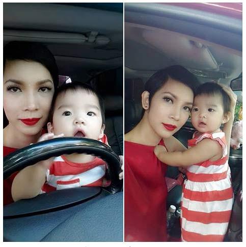 Chị em Phương Linh đẹp tựa Thúy Kiều - Thúy Vân-16