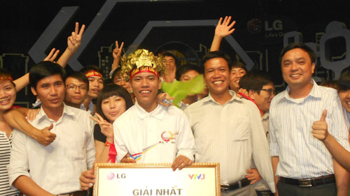 thủ khoa kép vao chung ket duong len dinh olympia - 4