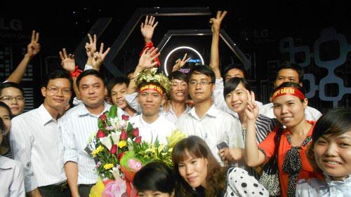 thủ khoa kép vao chung ket duong len dinh olympia - 6