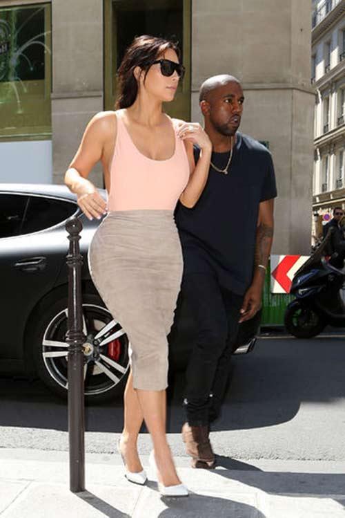 kim kardashian 'que mua' khi la tro ly cua paris hilton - 11