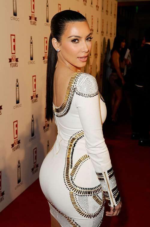 kim kardashian 'que mua' khi la tro ly cua paris hilton - 12
