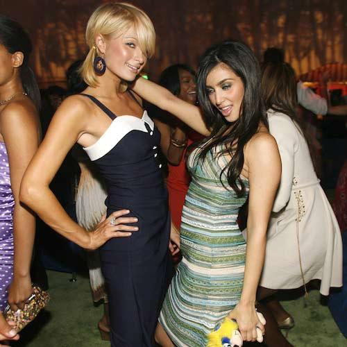 kim kardashian 'que mua' khi la tro ly cua paris hilton - 2
