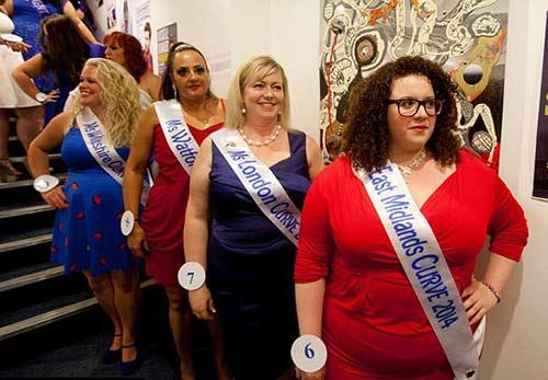 Cuộc thi hoa hậu hội tụ các nàng 'siêu' béo-7