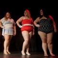 Làm đẹp - Cuộc thi hoa hậu hội tụ các nàng 'siêu' béo