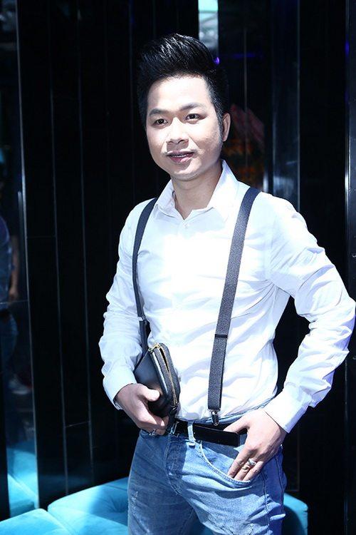 """Khổng Tú Quỳnh """"trốn"""" người yêu đi sự kiện-13"""
