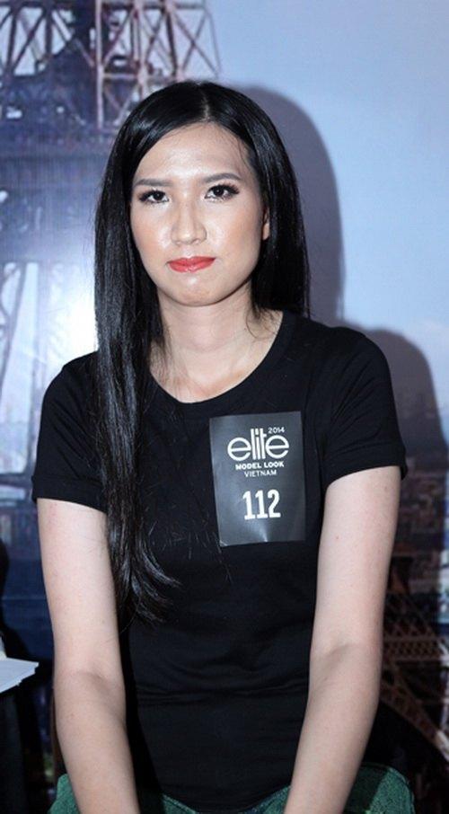 "gia canh dang thuong thi sinh 1m91 tai ""elite model look"" - 4"