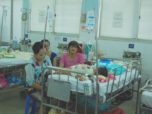 Thêm bé 29 tháng tuổi tử vong vì tiêu chảy cấp-1