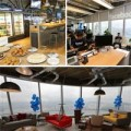 Văn phòng như mơ của Facebook ở Hồng Kông