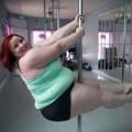 Làm đẹp - Vũ công múa cột sexy nặng nhất thế giới