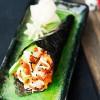 Tự làm sushi hình ốc quế thơm ngon