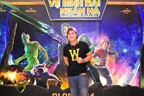 "pho dac biet phat cuong vi ""guardians of the galaxy"" - 6"