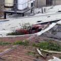 Tin tức - Vụ nổ ở Đài Loan thổi bay cả ô tô lên nóc nhà cao tầng