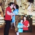Làng sao - Vũ Hoàng Việt và người yêu lãng mạn tại Quảng Bình