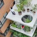 Nhà đẹp - Nhà không cần tường, tầng nào cũng có vườn