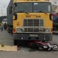 Tin tức - Đồng Nai: Cháu nội chứng kiến ông chết thảm dưới xe container
