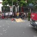 Tin tức - Ngã xuống đường, người phụ nữ bị ôtô cán tử vong