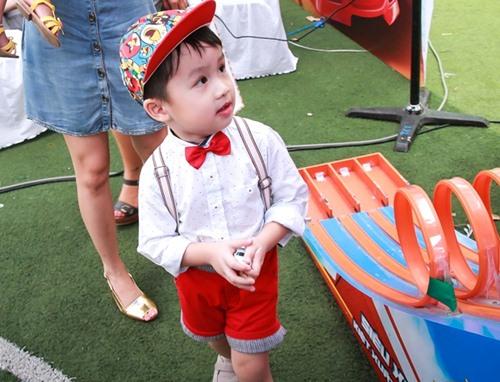 con trai oc thanh van cang lon cang dang yeu - 11