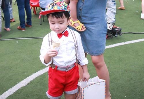 con trai oc thanh van cang lon cang dang yeu - 6