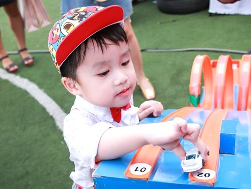 con trai oc thanh van cang lon cang dang yeu - 9