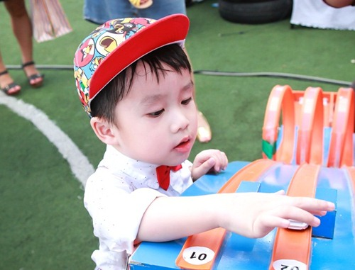 con trai oc thanh van cang lon cang dang yeu - 10