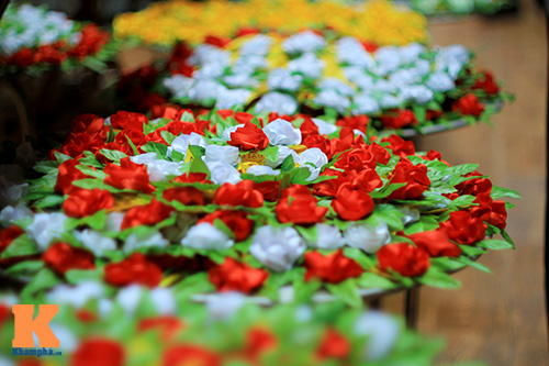 hang nghin nguoi tham gia le hoa hong cai ao - 6