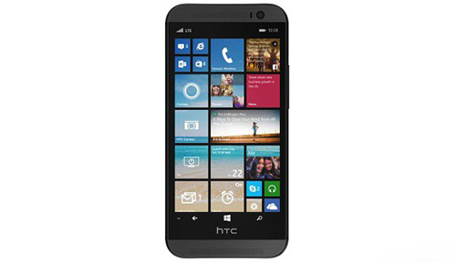anh bao chi cua htc one m8 chay windows phone - 1
