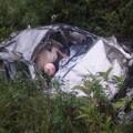 Tin tức - Thoát chết thần kỳ khi xe tải lao xuống vực sâu 300m
