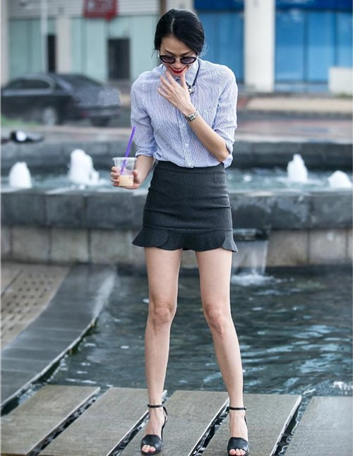 tuan qua: my nhan viet da dang voi street style - 5