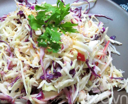 salad tao gion gion cuc de lam - 10