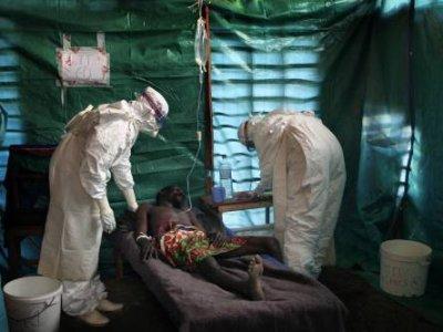 ron nguoi hinh anh dai dich ebola tren the gioi - 5