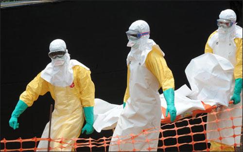 ron nguoi hinh anh dai dich ebola tren the gioi - 6