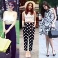 Thời trang - Tuần qua: Mỹ nhân Việt đa dạng với street style