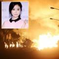 Làng sao - Lâm Tâm Như thoát chết khỏi vụ nổ gas ở Đài Loan