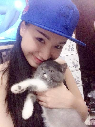 mai phuong thuy khoe vong mot cang tron o bien miami - 11