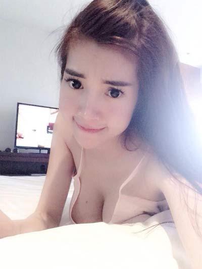 mai phuong thuy khoe vong mot cang tron o bien miami - 17