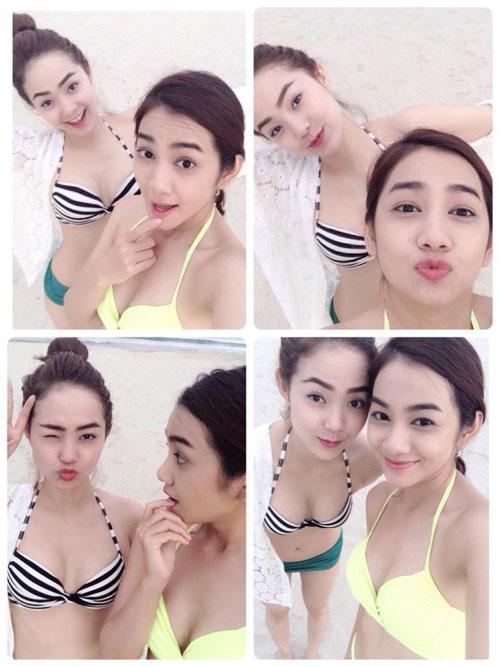 Người đẹp Việt khêu gợi tò mò với bikini sexy - 1