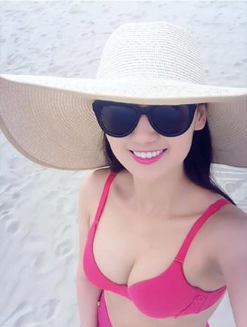 Người đẹp Việt khêu gợi tò mò với bikini sexy - 6