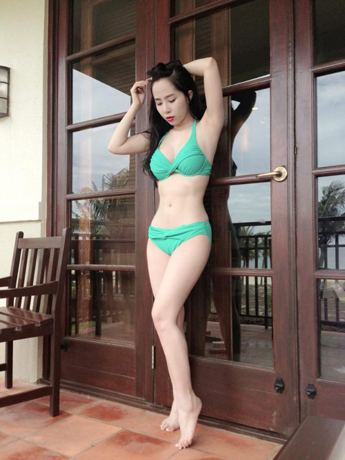 nguoi dep viet kheu goi to mo voi bikini sexy - 9