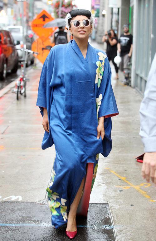 """phai dep viet """"len con sot"""" vi ao kimono - 2"""