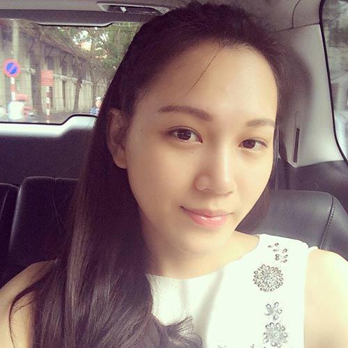 ngoc thach dang mang thai con dau long - 6