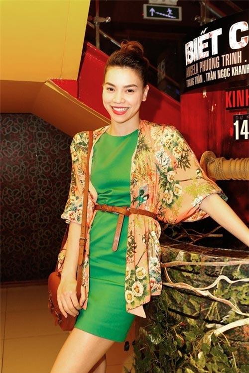 """phai dep viet """"len con sot"""" vi ao kimono - 3"""