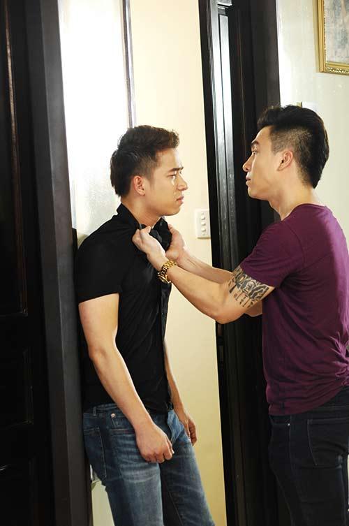 "the men ""danh nhau"" sau scandal cua tien dung - 9"