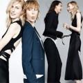 Thời trang - Zara thu đông 2014: Tôn vinh sắc đen tối giản