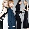 Zara thu đông 2014: Tôn vinh sắc đen tối giản