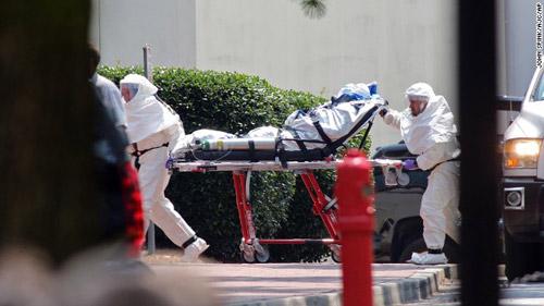 who xem xet ban bo tinh trang khan cap dich ebola - 1