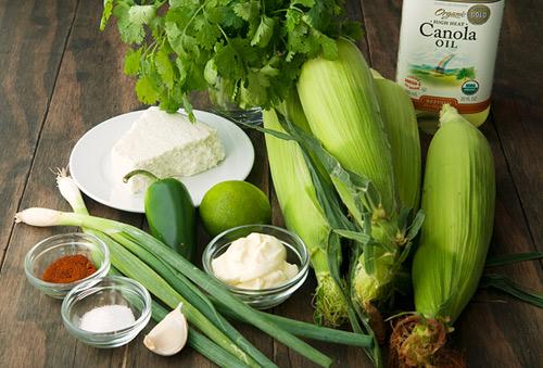 salad ngo nuong kieu mexico de an - 1